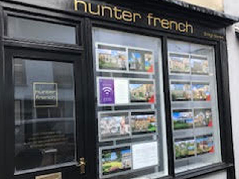 Hunter French Bruton Office