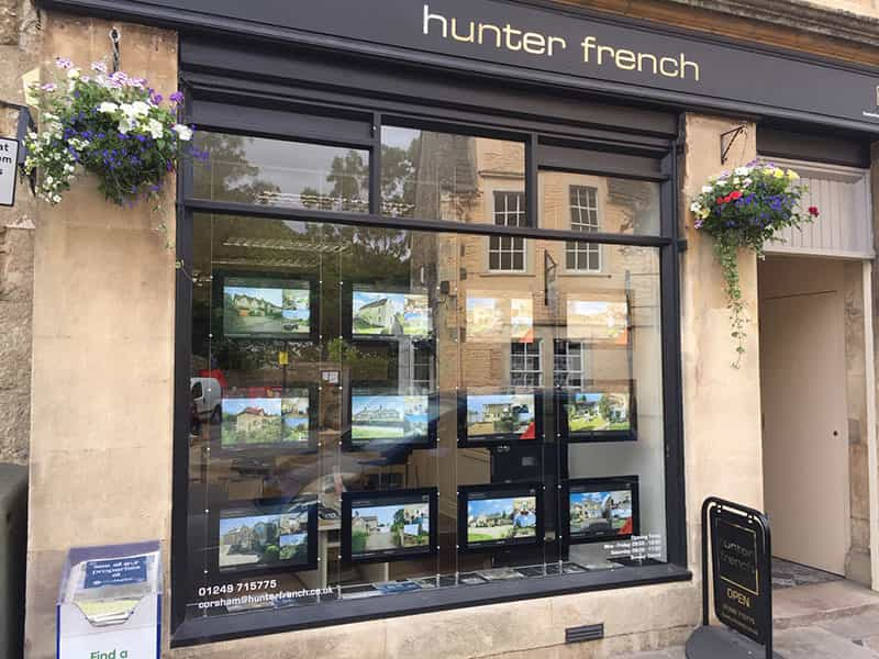 Hunter French Corsham Office