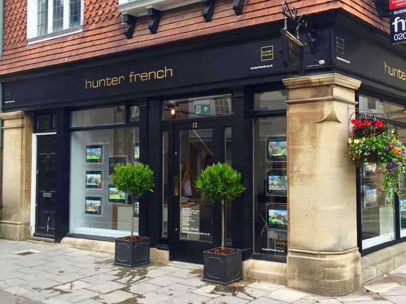 Hunter French Devizes Office
