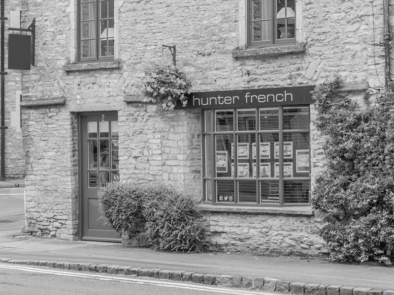 Hunter French Tetbury Office